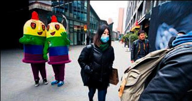 DSÖ'den Çin'e AIDS uyarısı