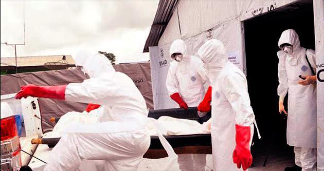 Ebolanın başka ülkelere yayılma riski yüksek