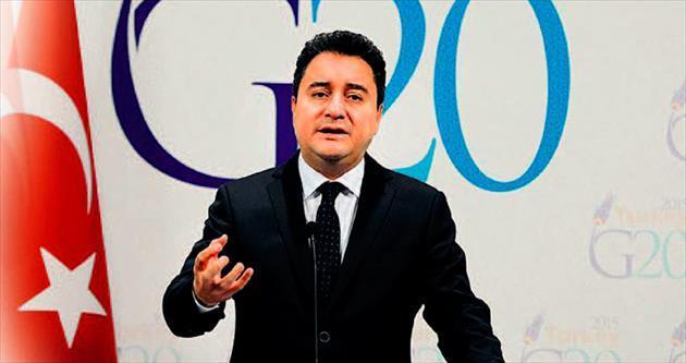 G-20 dönem başkanı Türkiye