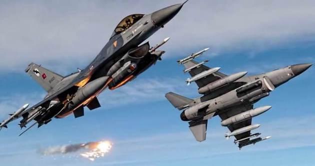 F-16'lar 25 yılda 31 kez düştü!