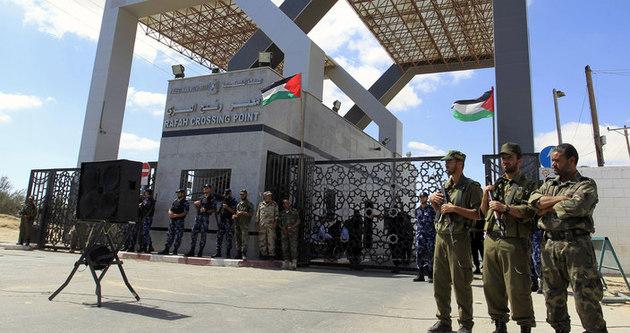 Gazze'nin dünyayla bağlantısı kesildi!
