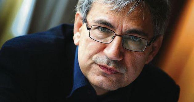 Orhan Pamuk'un yeni romanı çıkıyor