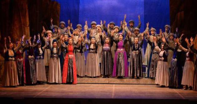 Karyağdı Hatun operası Mersin'de sahnelenecek