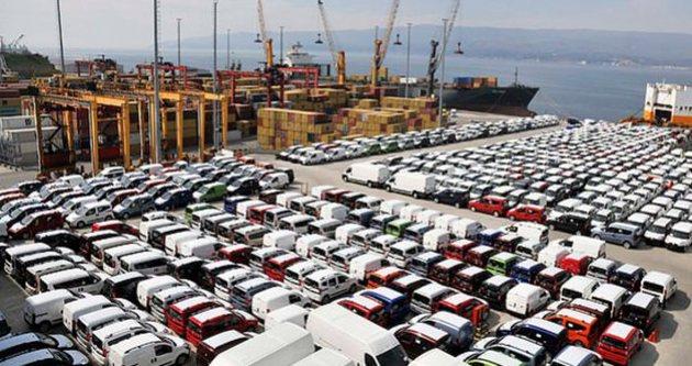 Otomotiv ihracatı 20 milyar doları aştı