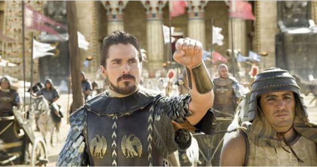 Exodus: Tanrılar ve Krallar'da Christian Bale başrolde
