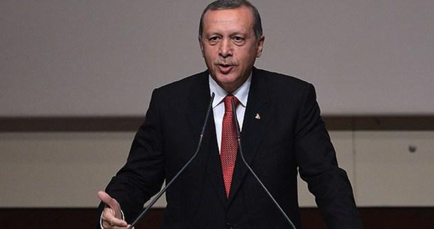 Erdoğan Antalya'da konuştu