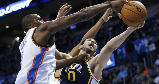 Enes Kanter'in 'double double'ı yetmedi