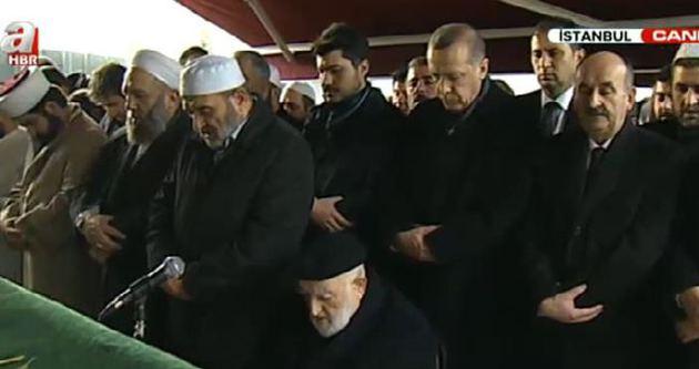Osman Öztürk uğurlandı