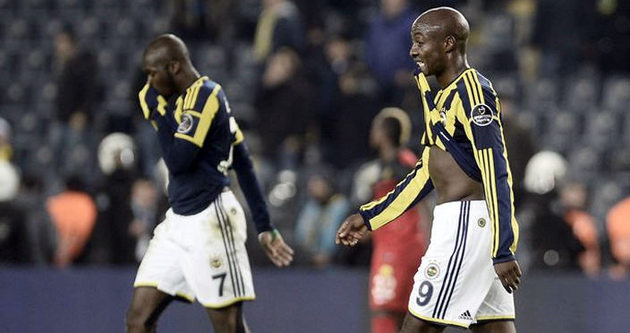 Kupa'da Fenerbahçe'ye şok