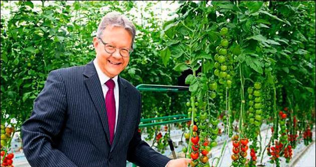 Hollanda ile tohum işbirliği