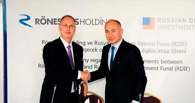 Türk-Rus ilişkilerine Rönesans damgası
