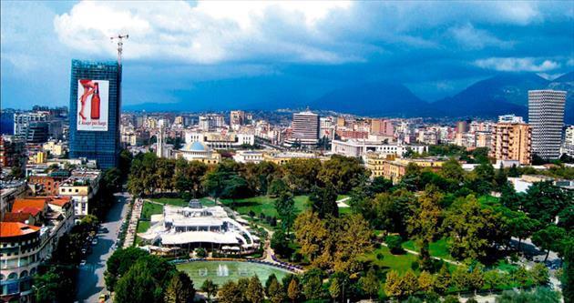 Balkanların sessiz şehri: Tiran