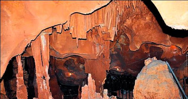 Taşkuyu Mağarası turizme açılacak