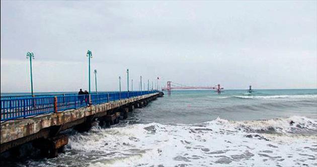Anamur Limanı için çalışmalar başlatıldı