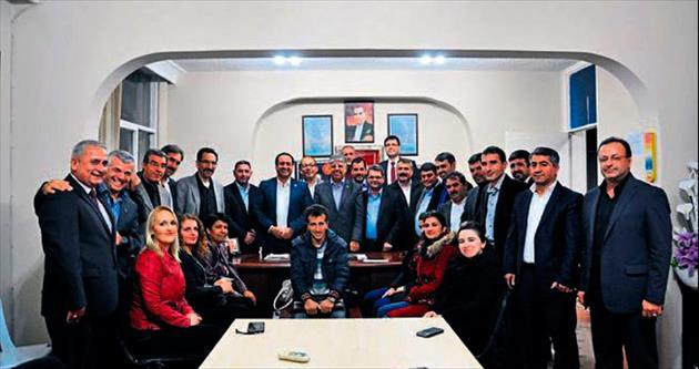 AK Parti'de yeni yönetim 2015 için çalışmaya başladı