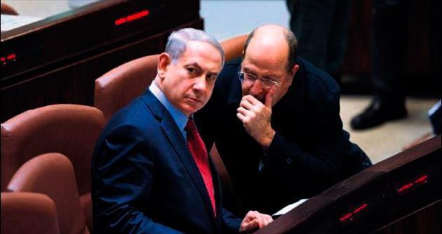 İsrail'de koalisyon dağıldı