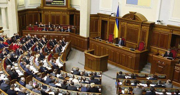 Ukrayna'da yeni hükümet kuruldu