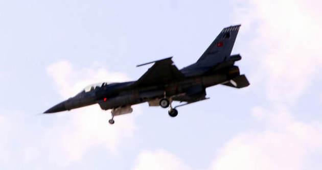 Türkiye'nin yorgun F16'ları!