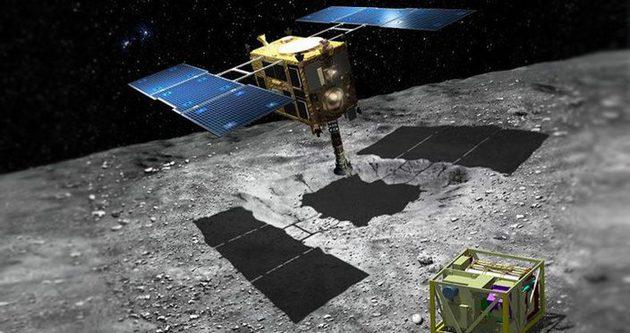 İkinci Rosetta Japonya'da ateşlendi