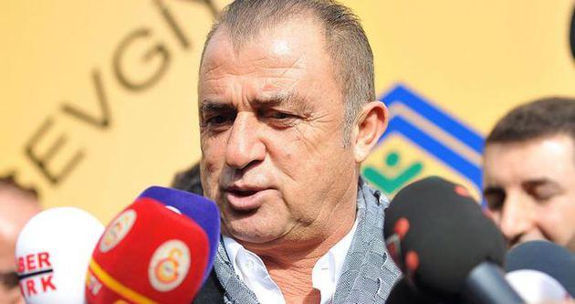 Fatih Terim'den Hamza Hamzaoğlu açıklaması