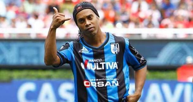 Ronaldinho Altın Top adayını açıkladı