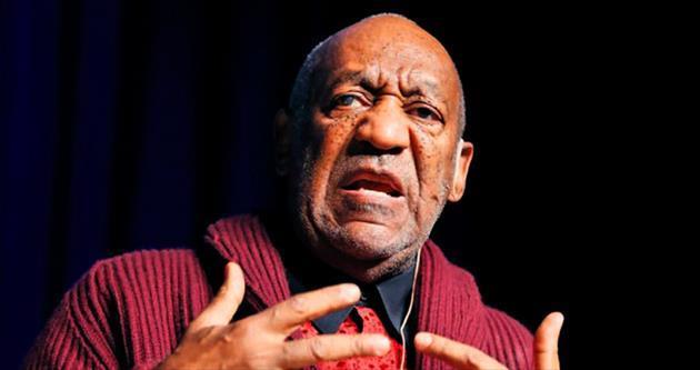 Şimdi yandın Bill Cosby!..