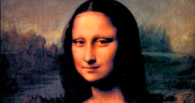 Mona Lisa, Da Vinci'nin Çinli annesi!