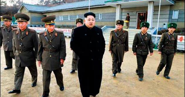 İsmi Kim Jong-un olan yandı