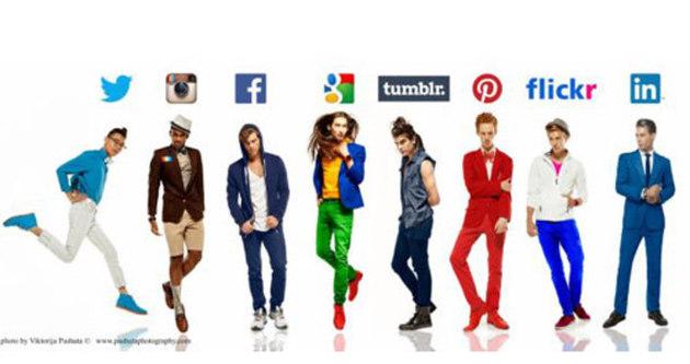 Sosyal ağlar insan olsalardı?