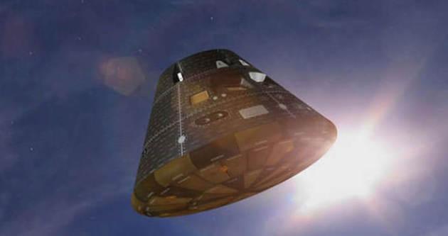 Mars'ta bir ilk! NASA Orion'u deneyecek - CANLI