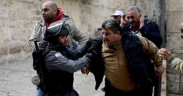 İsrail'den mülteci kampına baskın!