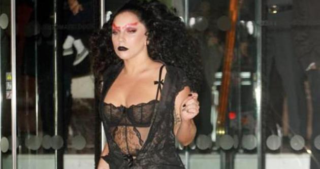 Lady Gaga'dan tecavüz itirafı