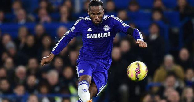 Mourinho'dan Drogba'ya övgü
