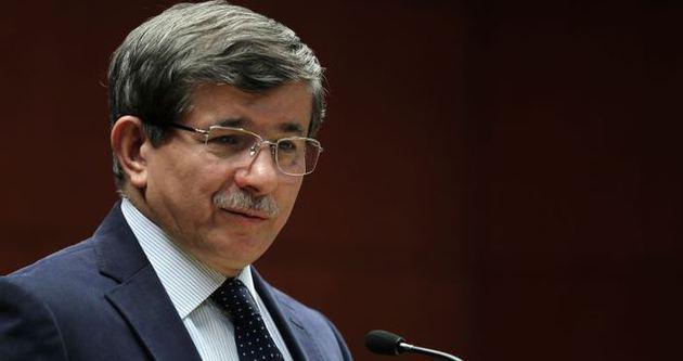 Davutoğlu'ndan Kılıçdaroğlu'na: Saygı göstermeyi öğrenmeli