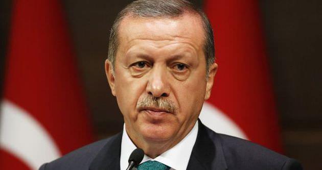 Cumhurbaşkanı Erdoğan Prof. Dr. Görgün'ü kabul etti
