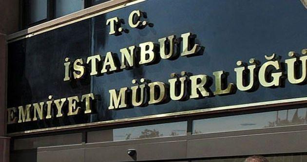İstanbul'da iki ilçe emniyet müdürü görevden alındı