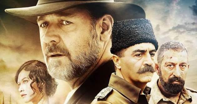 Russell Crowe, Cem Yılmaz ve Yılmaz Erdoğan'a ayıp etti