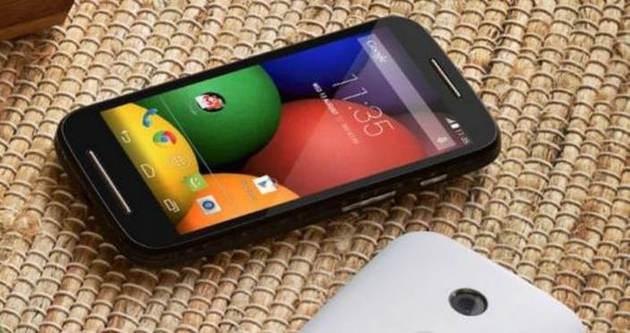 Motorola Moto E'nin yenisi geliyor