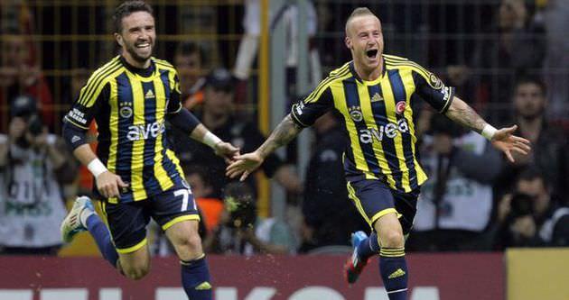 Stoch Fenerbahçe'ye dönmek istiyor