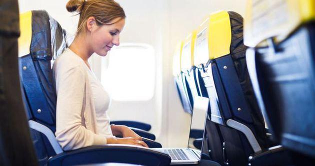 Air France ile havada internet dönemi