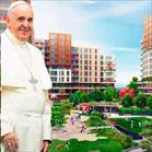 Gayrimenkule 'Putin ve Vatikan' dopingi