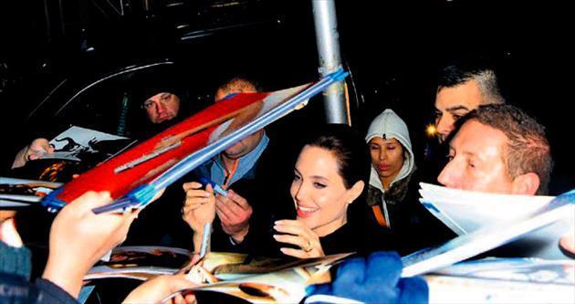 Angelina'ya mola yok!
