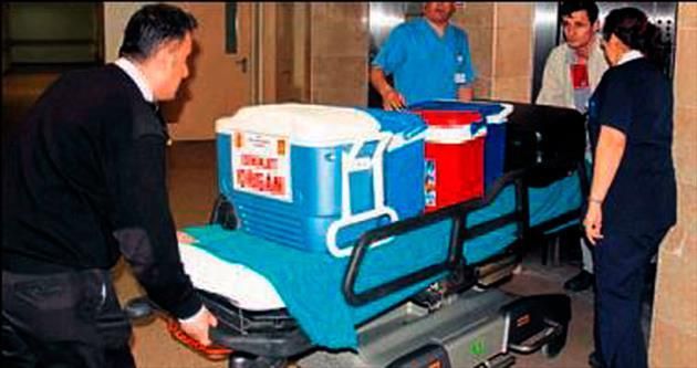 'Organ ihtiyacı olan hasta çok'