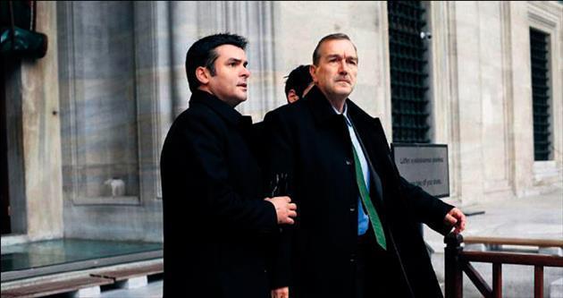 Rolüne Erdoğan'ı izleyerek hazırlandı