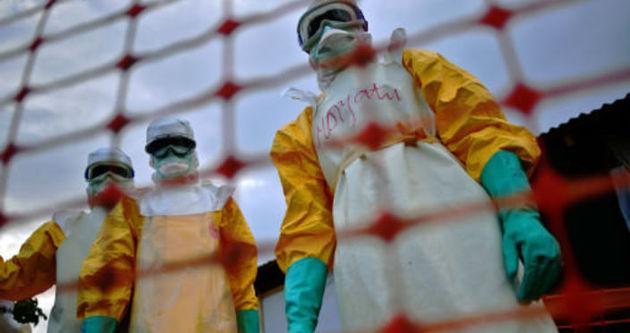 Afrika'ya yardıma gitti, Ebola kaptı