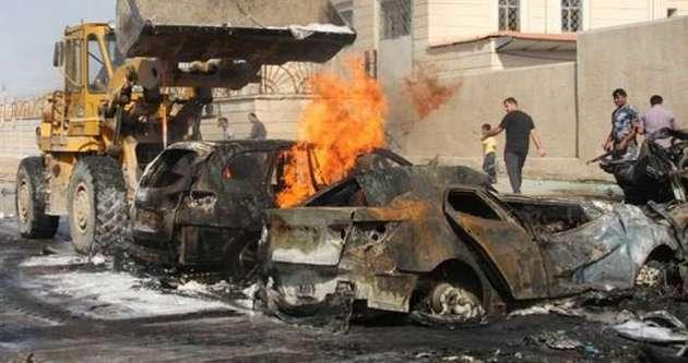 Irak'ta kanlı saldırılar: 35 ölü