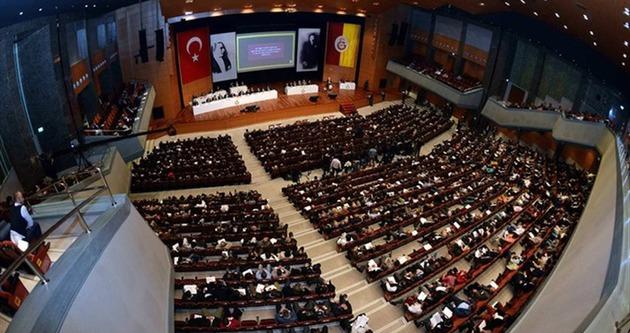 Galatasaray'da gündem olağanüstü genel kurul