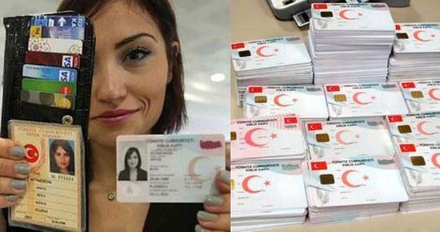 Yeni kimliklerin dağıtımına Kırıkkale'den başlanacak