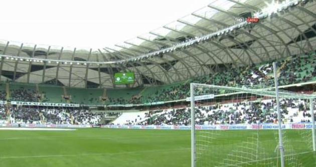 Konya, Beşiktaş - Trabzonspor maçına hazır