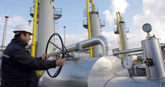 Rusya'dan gelen gaz oranı normale döndü